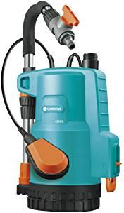 pompe pour récupérateur d'eau de pluie n°1