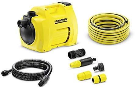 pompe pour récupérateur d'eau de pluie n°3