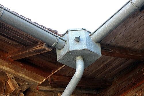Vigilance concernant la récupération d'eau de pluie pour usage domestique