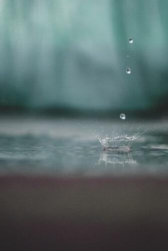 Résoudre des problèmes environnementaux grâce au fait de collecter l'eau de pluie.